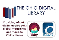 Download audiobooks and ebooks from the Ohio Digital Library